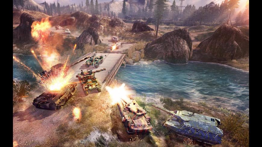 Infinite Tanks for Mac - review, screenshots