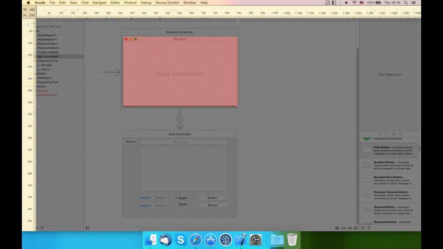 Ruler Tool for Mac - review, screenshots