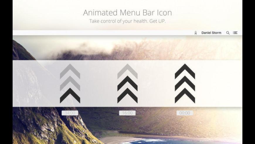 Up for Mac - review, screenshots
