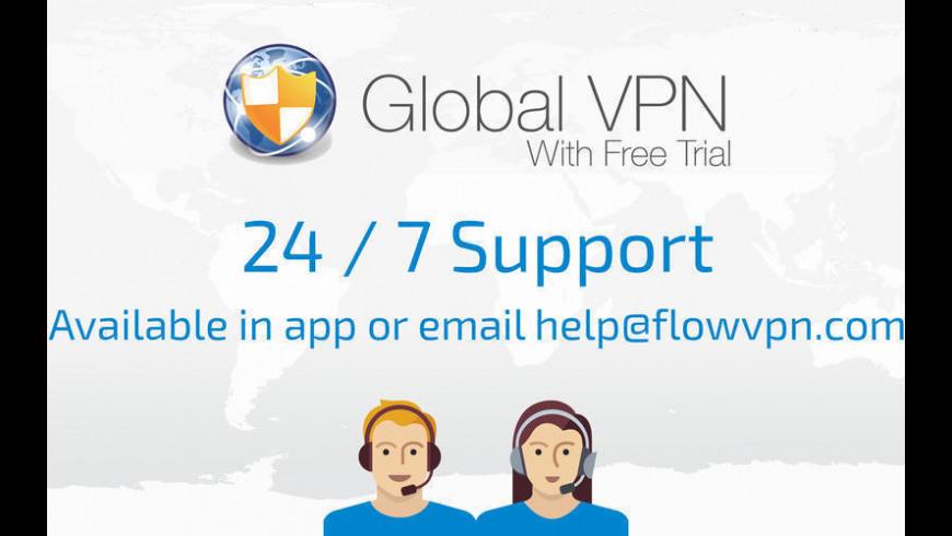 Global VPN for Mac - review, screenshots