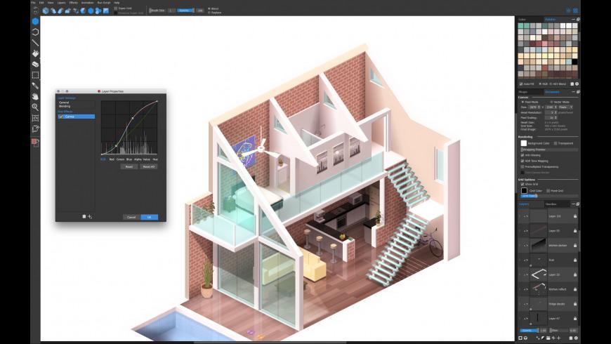 Hexels for Mac - review, screenshots