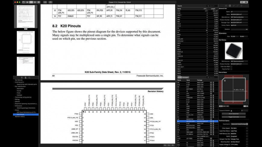 Copper for Mac - review, screenshots