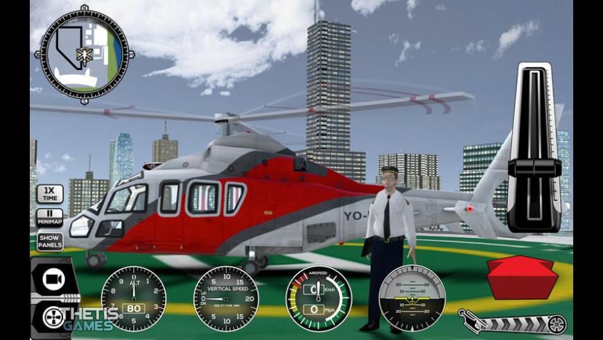 Helicopter Simulator Premium for Mac - review, screenshots