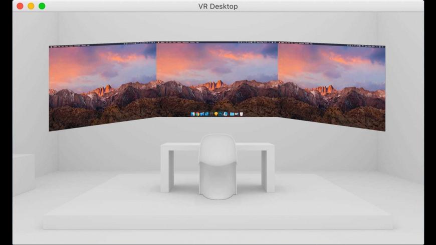 VR Desktop for Mac - review, screenshots