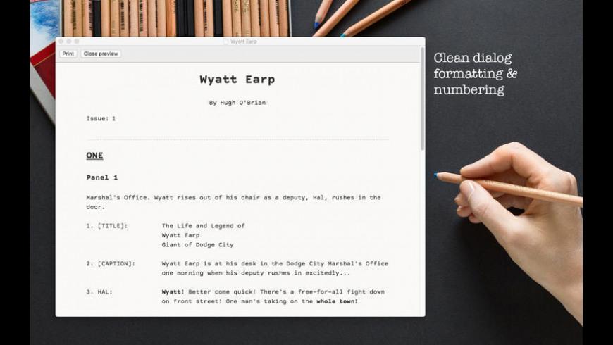 Superscribe for Mac - review, screenshots