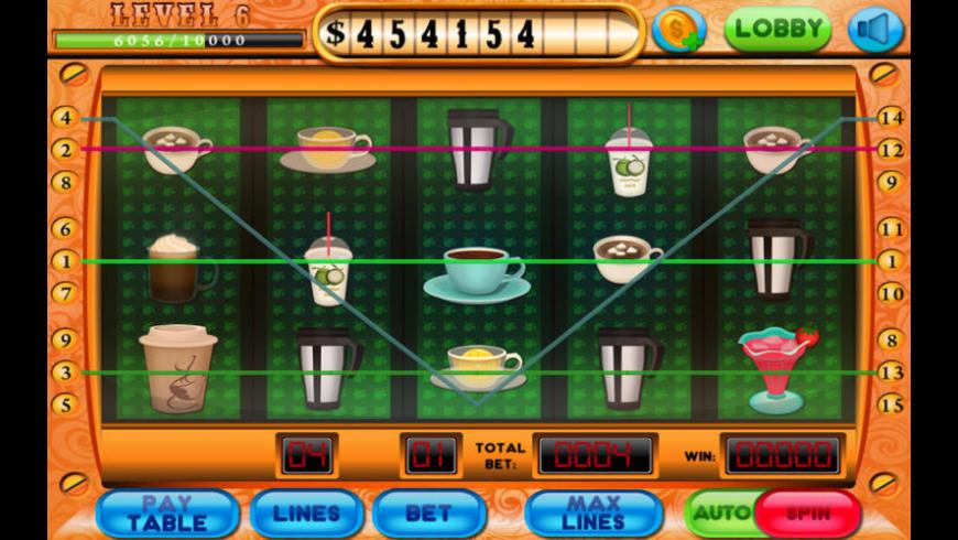 Slot Win Casino Master for Mac - review, screenshots