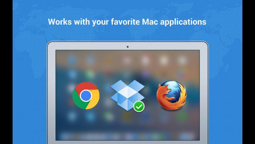 Voyager VPN for Mac - review, screenshots