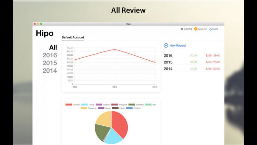 Hipo for Mac - review, screenshots