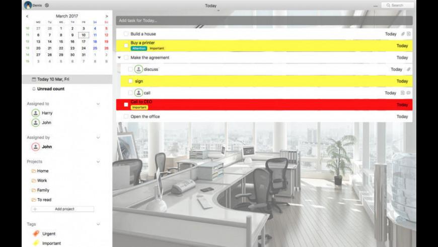 LeaderTask for Mac - review, screenshots