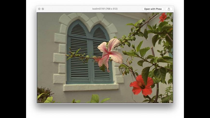 Phew for Mac - review, screenshots