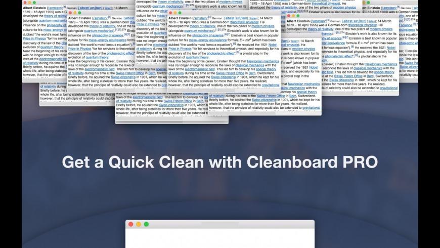 Cleanboard for Mac - review, screenshots
