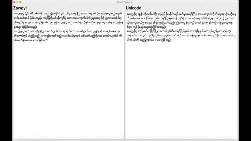 Rabbit Converter 1 1 2 Free Download for Mac | MacUpdate