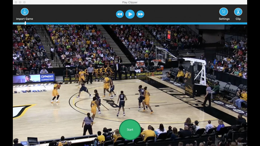 Play Clipper for Mac - review, screenshots