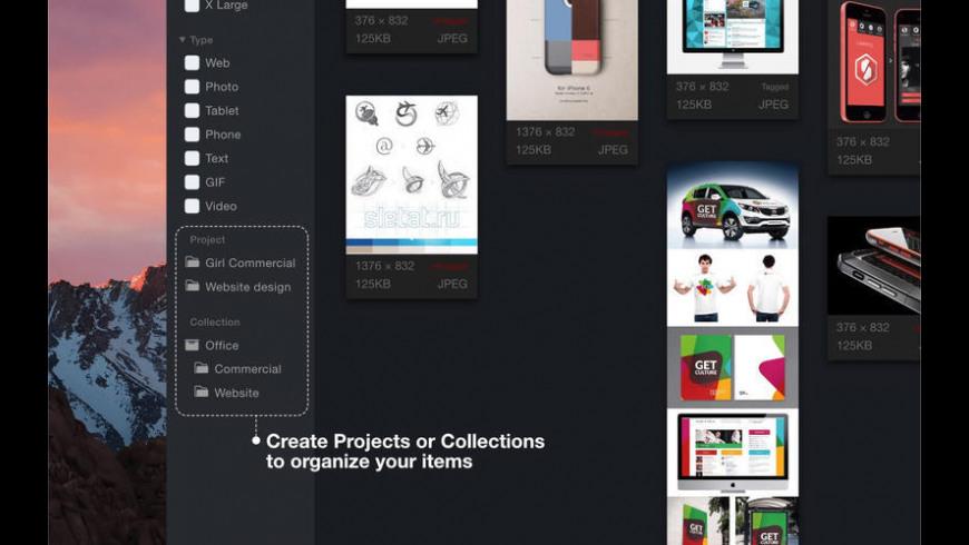 ideaJET for Mac - review, screenshots