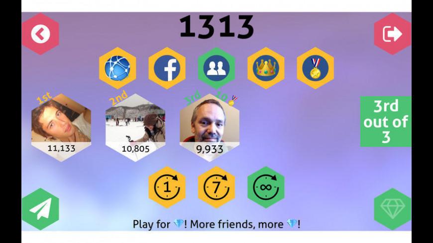 1313 for Mac - review, screenshots