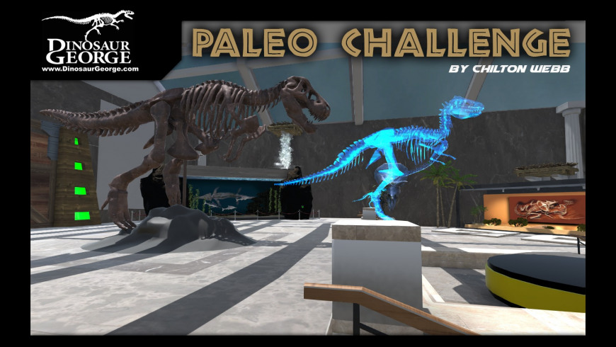 Dinosaur George's Paleo-Challenge for Mac - review, screenshots