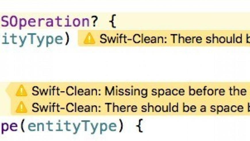 Swift-Clean for Mac - review, screenshots