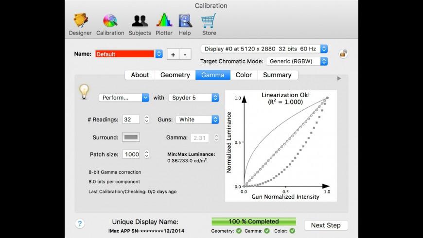 Psykinematix for Mac - review, screenshots