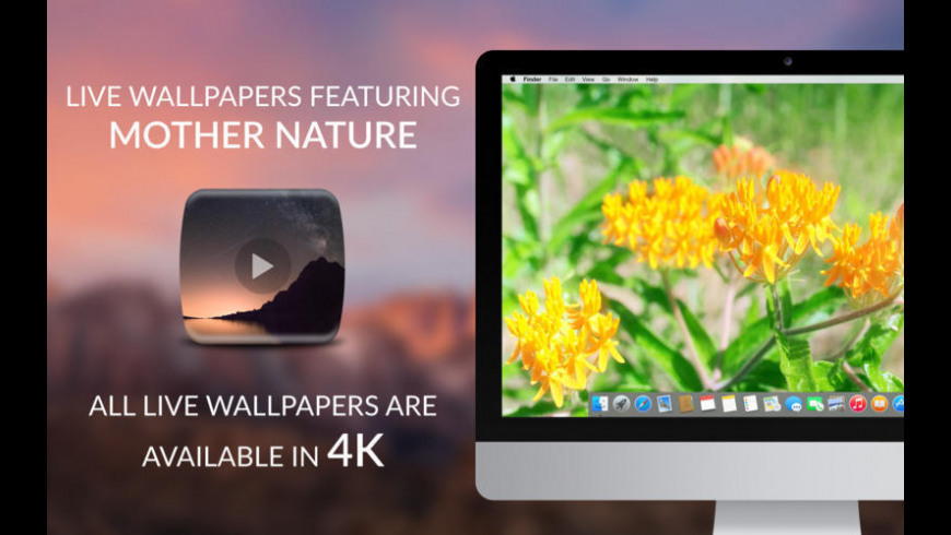 LivingDesktop 4K for Mac - review, screenshots