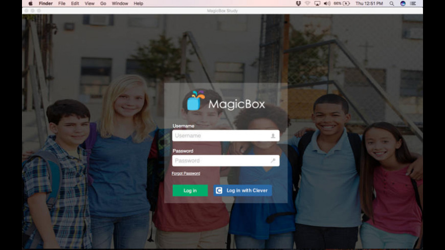 MagicBox Study for Mac - review, screenshots
