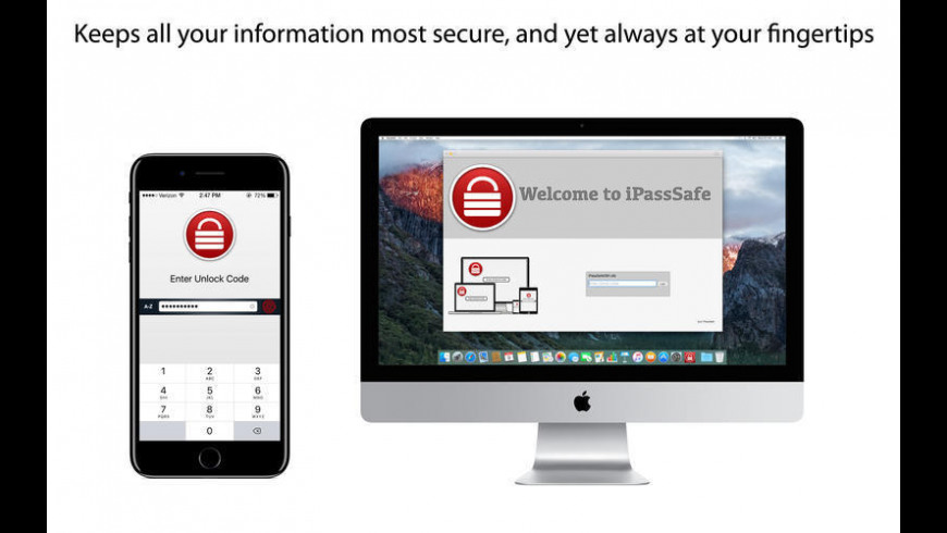 iPassSafe for Mac - review, screenshots