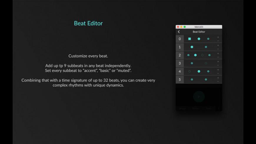 MetroKit for Mac - review, screenshots