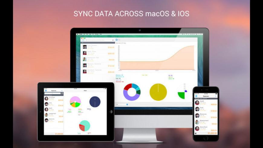 Expense Tracker for Mac - review, screenshots
