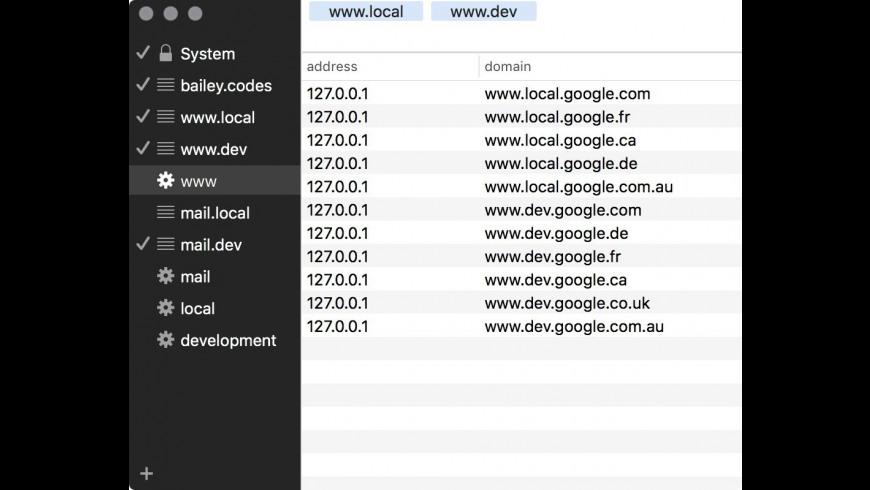Host Writer for Mac - review, screenshots