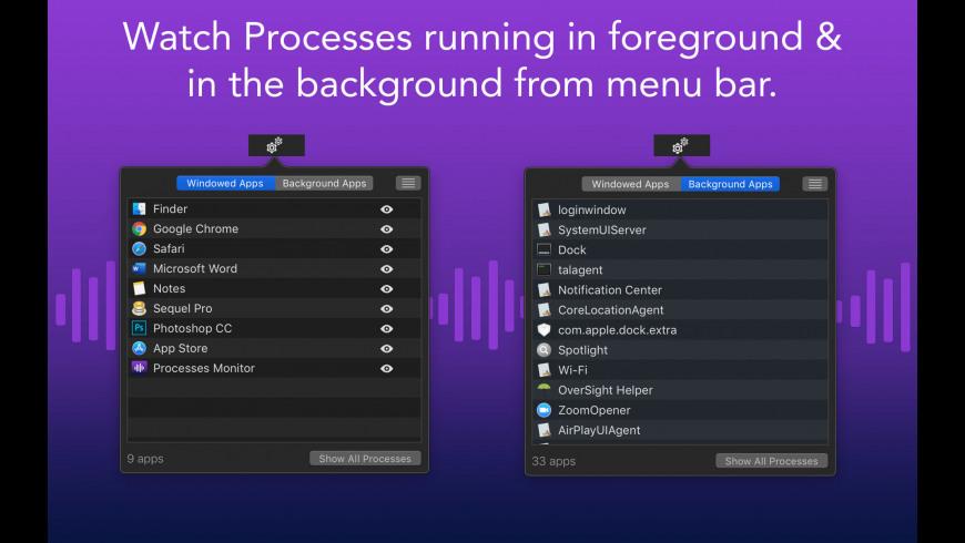 Process Monitor for Mac - review, screenshots