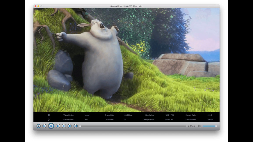 Total Video Tools for Mac - review, screenshots