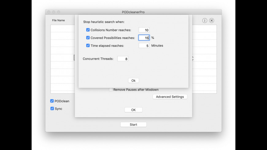PODcleaner Pro for Mac - review, screenshots