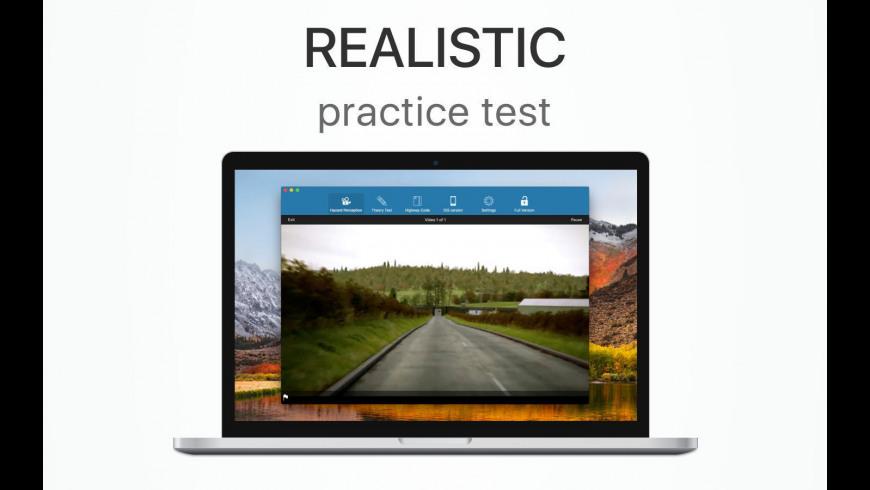 Hazard Perception Test for Mac - review, screenshots