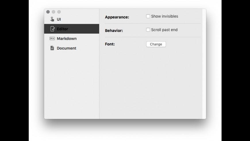 Pine for Mac - review, screenshots