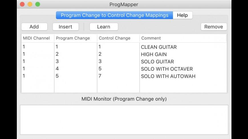 ProgMapper 1 0 Free Download for Mac   MacUpdate