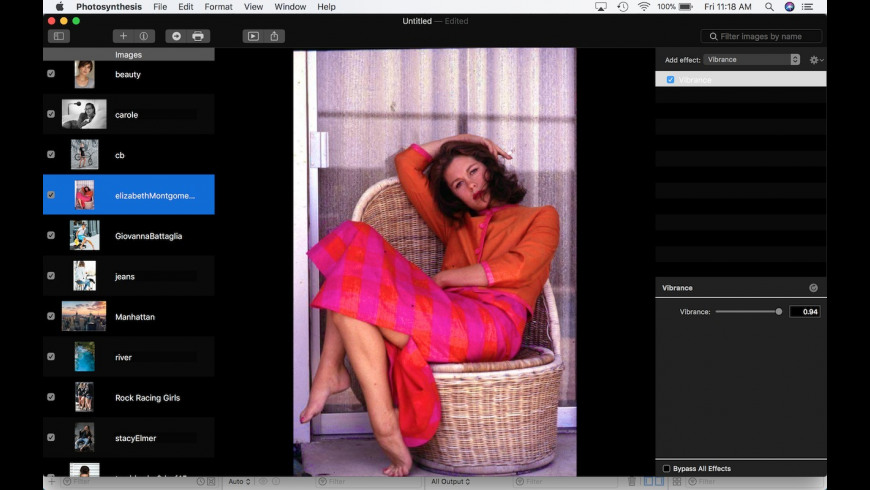 Photosynthesis SX for Mac - review, screenshots