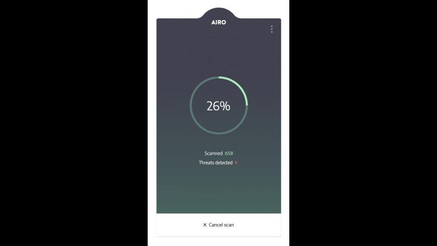 Airo for Mac - review, screenshots