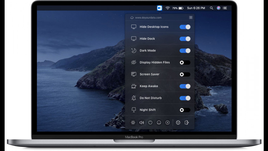 SwitchManager for Mac - review, screenshots