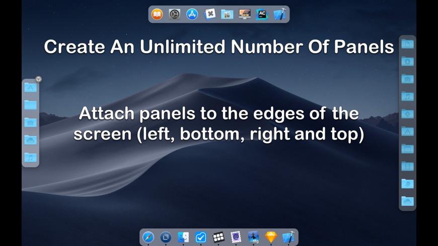 MultiPanel for Mac - review, screenshots