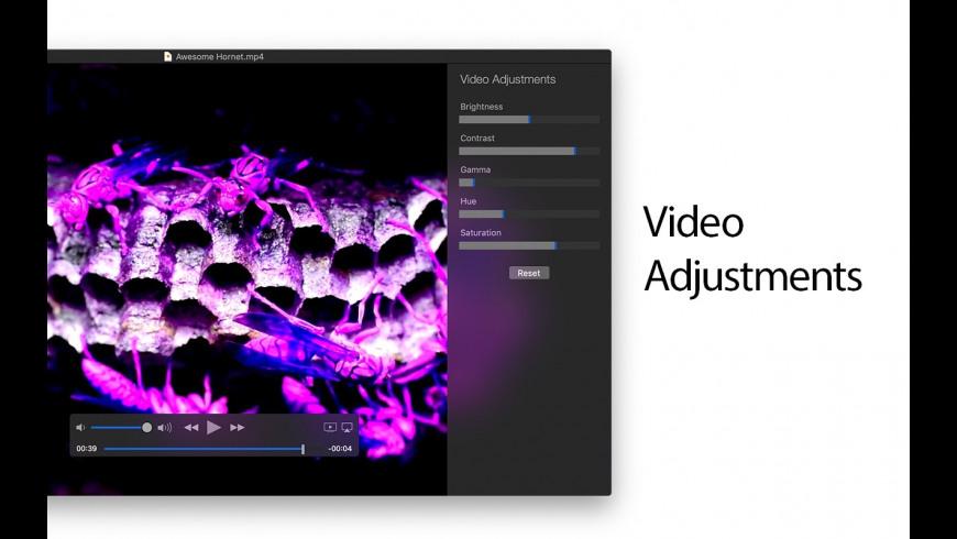 MKPlayer for Mac - review, screenshots