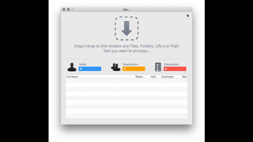 eMail Extractor for Mac - review, screenshots
