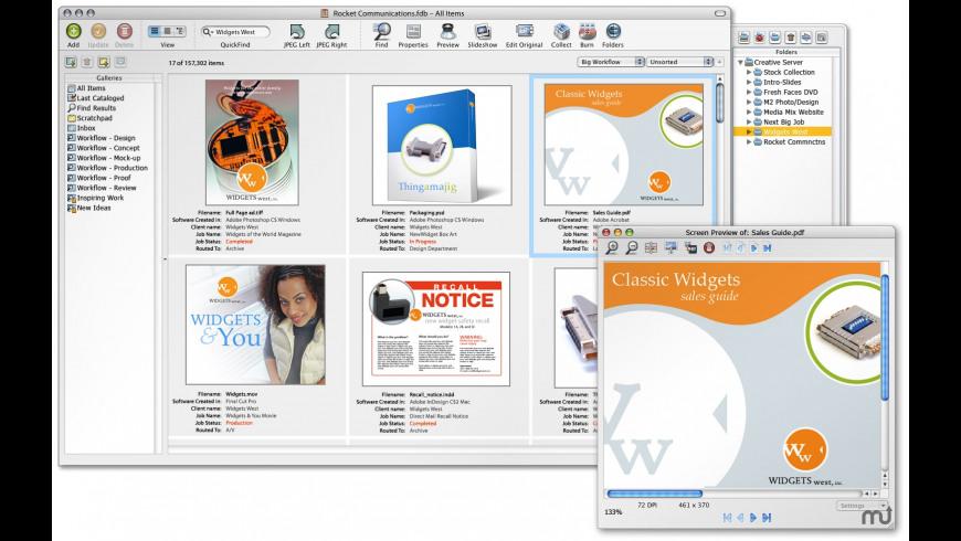 Extensis Portfolio 8 5 8 Free Download for Mac | MacUpdate