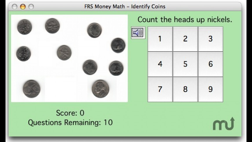 FRS Money Math X for Mac - review, screenshots