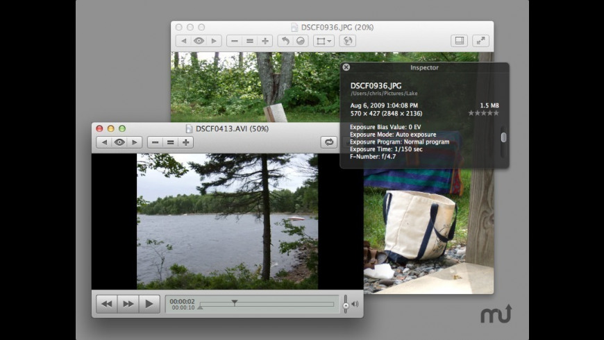 SimpleImage for Mac - review, screenshots