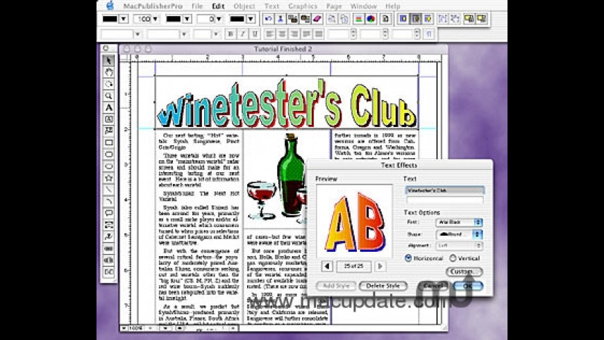 Desktop Publisher Pro 2 2 8 Free Download for Mac | MacUpdate