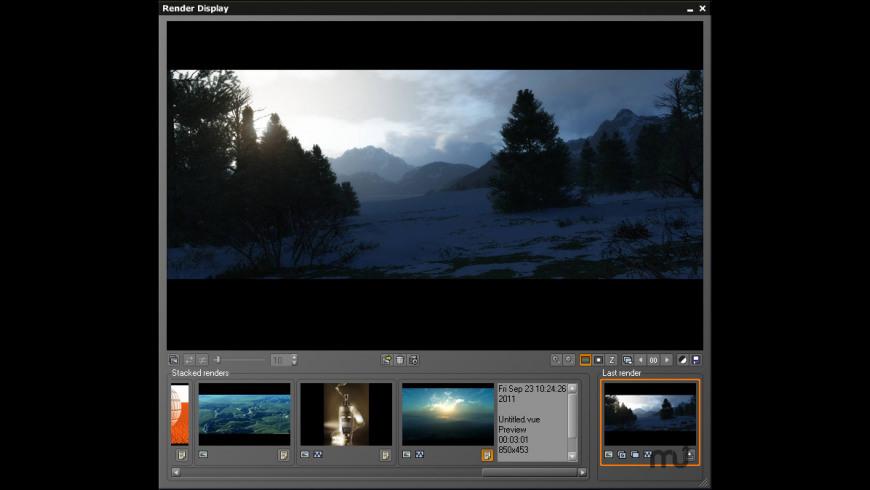 Vue Esprit for Mac - review, screenshots