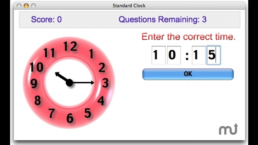 FRS Clocks and Time for Mac - review, screenshots