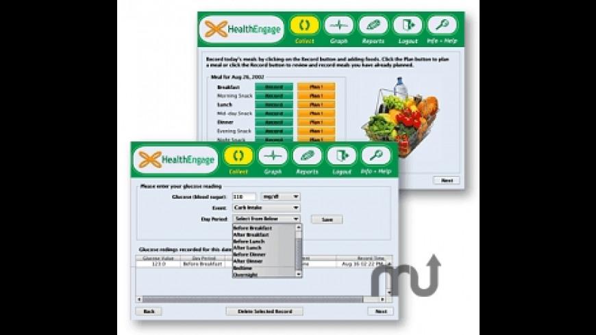 HealthEngage Diabetes for Mac - review, screenshots