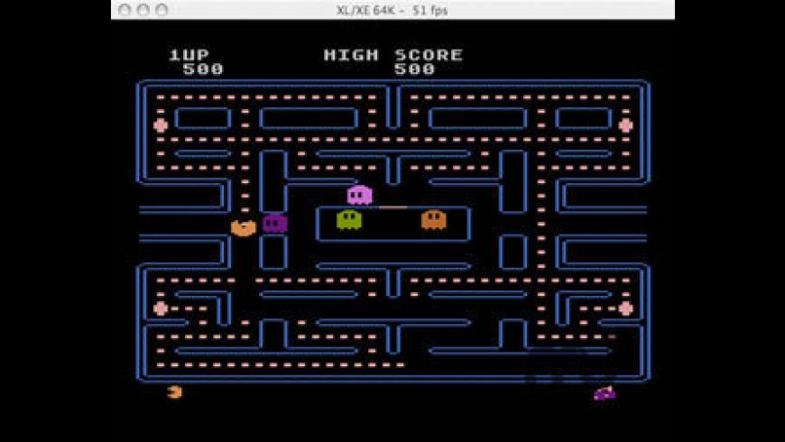 Atari800MacX for Mac - review, screenshots