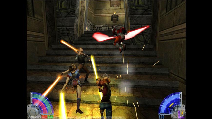 Jedi Knight II: Jedi Outcast for Mac - review, screenshots
